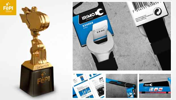 Mention - Packaging Irimo